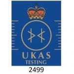 UKAS Logo 2499