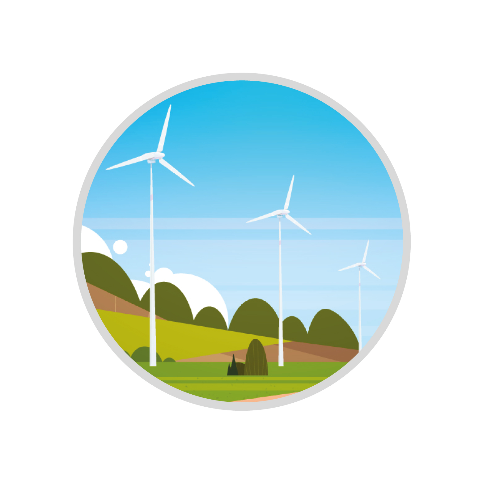 Ambient Air Quality Monitoring Services Icon ECL