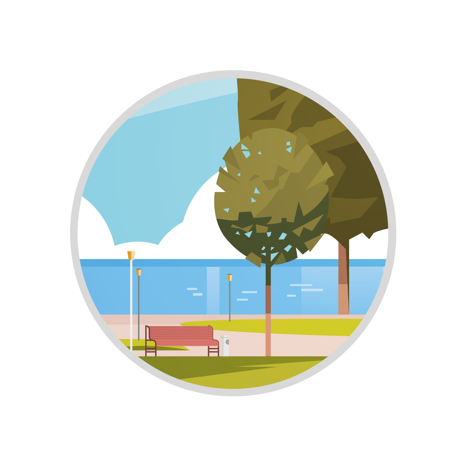 Environmental Management Systems Services Icon ECL