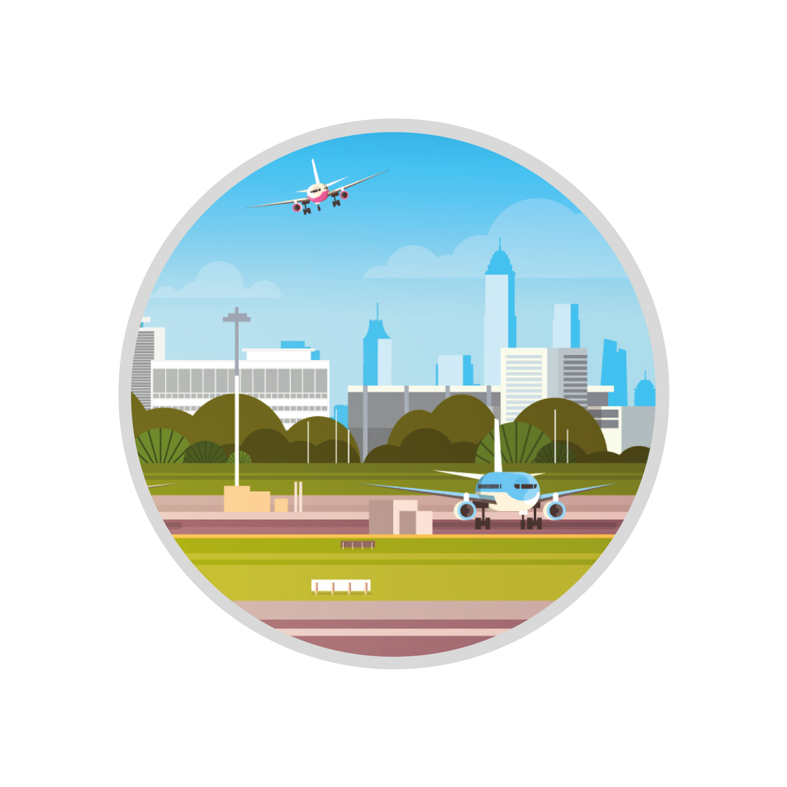 Environmental Noise Assessments Services Icon ECL