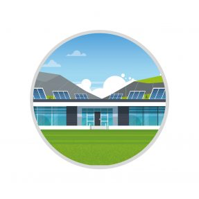 Planning Applications Services Icon ECL