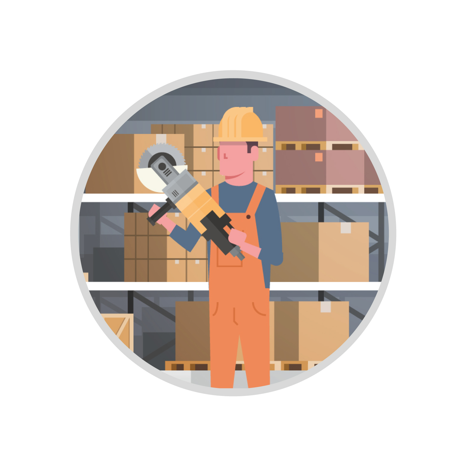 Vibration Assessments Services Icon ECL