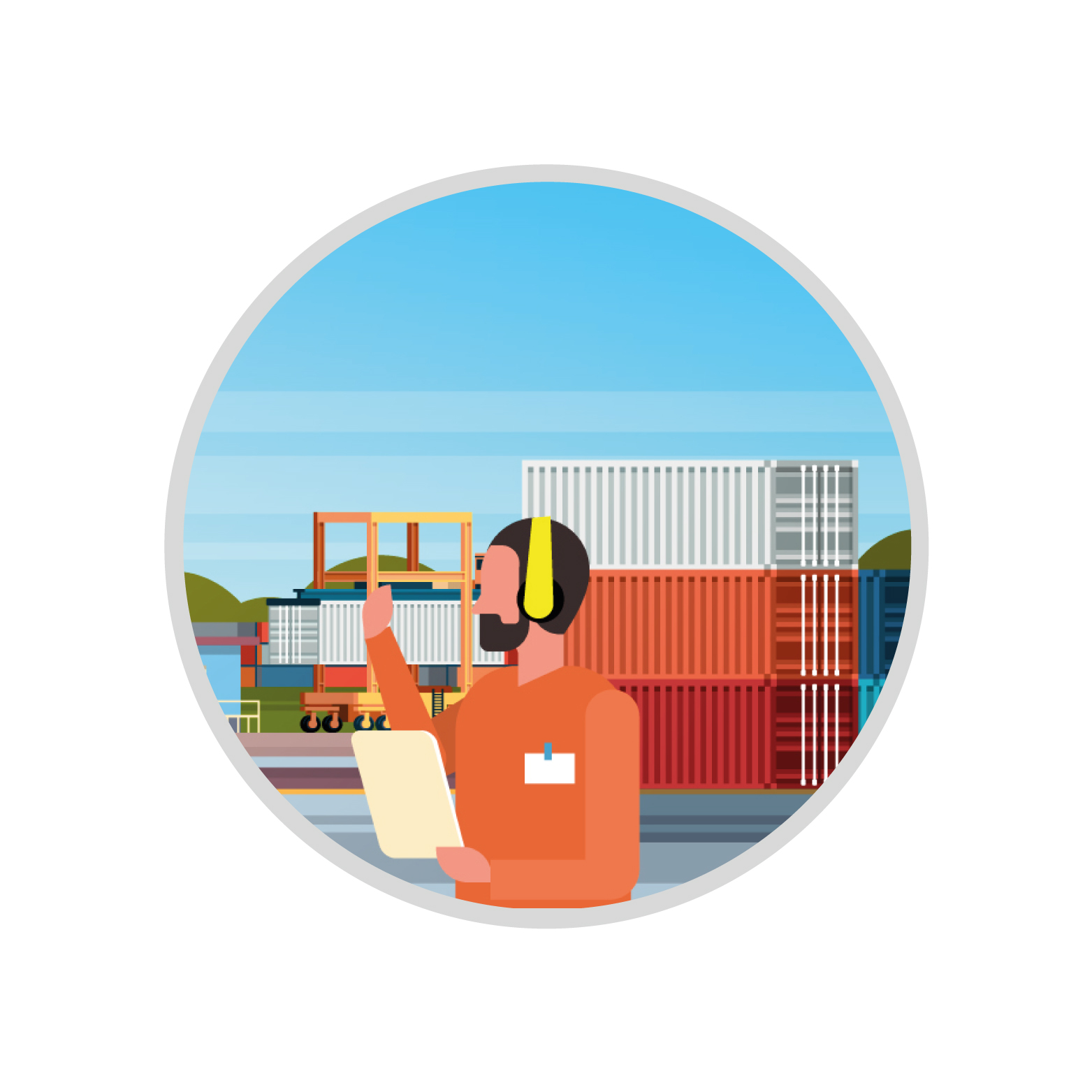 Workplace Noise Assessments Services Icon ECL