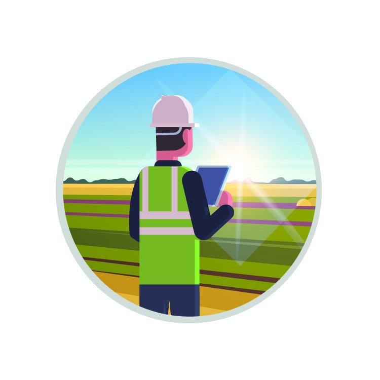 Site Investigation Services Icon ECL