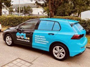 ECL environmental consultancy car vehicle