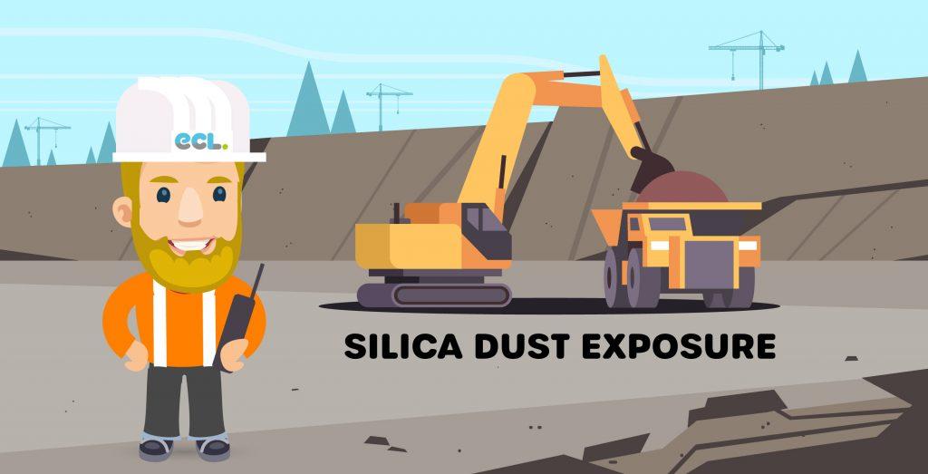 Silica Dust Exposure Quarry ECL