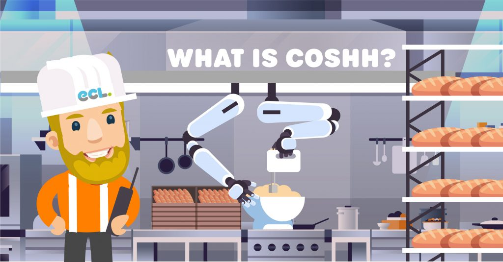 What Is COSHH Compliance ECL Banner