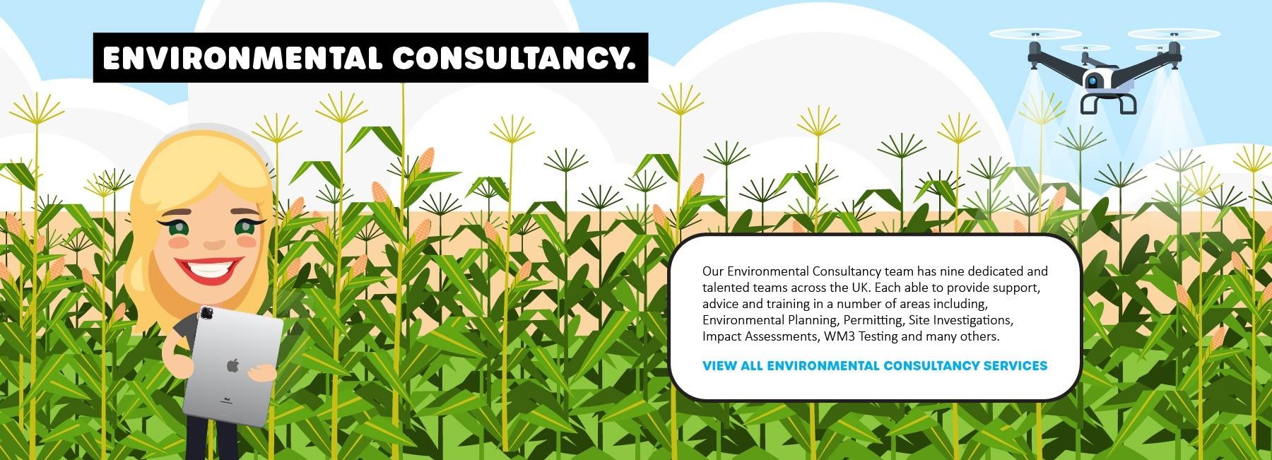 ECL Environmental Consultancy Banner